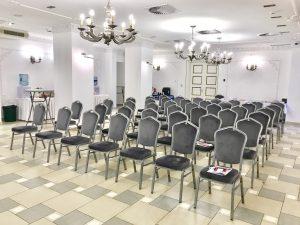 Семинар в Банкетном Зале ДОМ