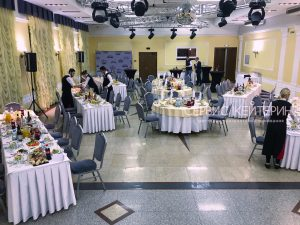 Банкетный Зал Дома Дружбы Народов 3-й этаж